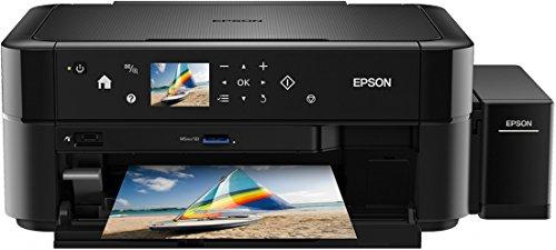 Epson L L8505760x 1440dpi Inkjet A45ppm–Multifunctionals (Inkjet, Colour Printing, 5760x 1440dpi, 100Blatt, A4, Black) (Inkjet 15 Black)