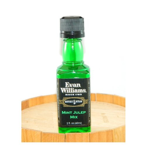 Kentucky Derby 142 Evan Williams Mint Julep Mix - 2oz by Derby Traditions