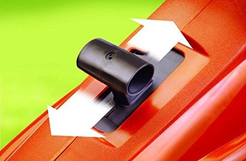 Flymo GardenVac 2700 W Electric Garden Blower Vacuum – Red, Black