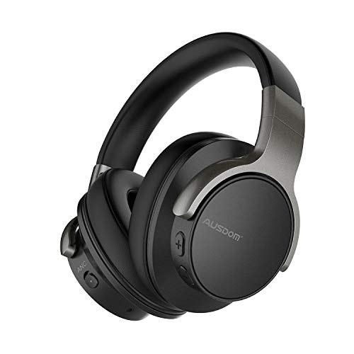 AUSDOM ANC8 Active Noise Cancelling Cuffie...