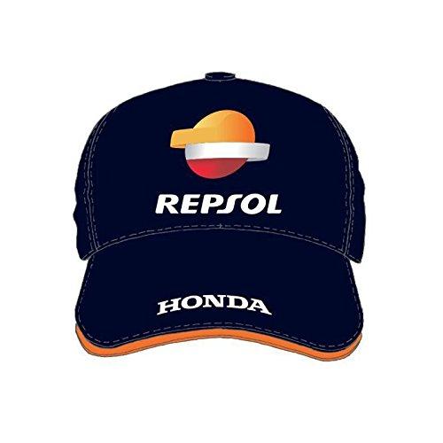 Pritelli 1748502 Team Repsol TG CasquetteTaille unique.