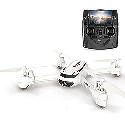 JYZ drone Hubsan H502S X4 DESIRE FPV Drone GPS FPV Transmisor 2mp HD Camara Cuadricoptero