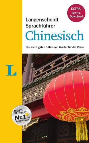 Langenscheidt  Sprachführer Chinesisch - Buch inklusive E-Book zum Thema 'Essen & Trinken': Die...