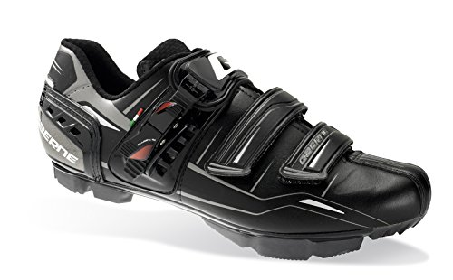 Gaerne Mountainbikeschuh G.Revenger Black Gr 45 MTB-Schuhe 3472001 (Motorradstiefel Gaerne)