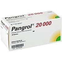 Pangrol 20000 magensaftresistente Tabletten 100 stk preisvergleich bei billige-tabletten.eu
