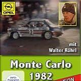 50. Rallye Monte Carlo 1982 mit Walter Röhrl