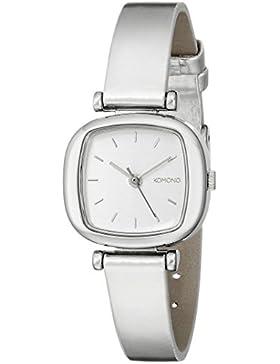 KOMONO Damen-Armbanduhr Analog Quarz Polyurethan KOM-W1220
