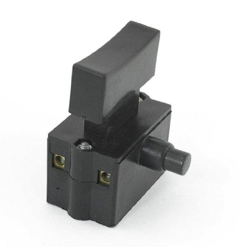 2NC DPST AC 220V/10A 110V/20A Lock On Electric Power Trigger-Schalter