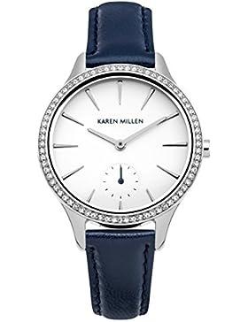Karen Millen Damen-Armbanduhr Analog Analog KM112UA