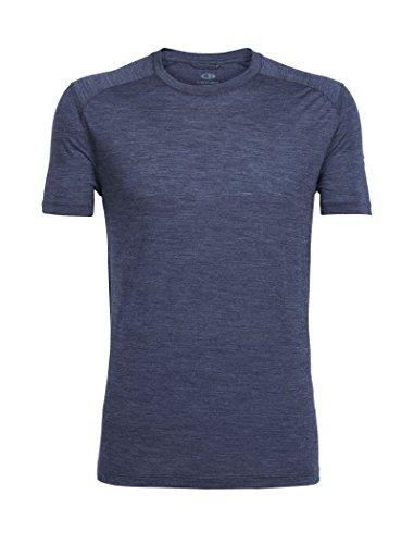 Icebreaker Herren Sphere Ss Crewe T-Shirt Admiral HTHR