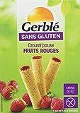 Gerblé Crousti Pause Fruits Rouges sans Gluten 125 g