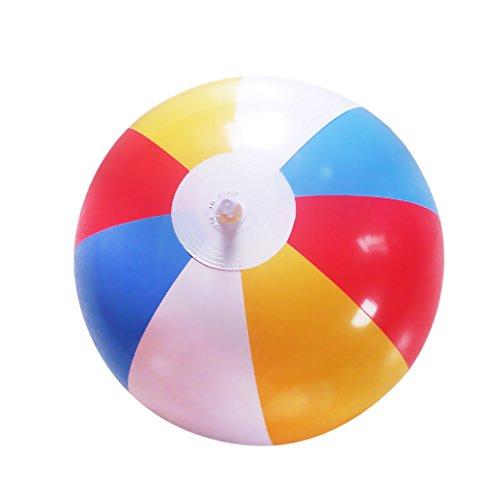 imm / Pool-Party Beach-Ball-8 Stücke Farben Gemischt (12 Beach-ball)