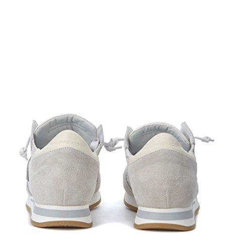 Philippe Model Sneaker Tropez Mondial Beige e Bianca Bianco Comprar Barato Manchester Descuento Extremadamente Amazon Libera El Envío Mejor Venta Al Por Mayor Tienda En Línea Barata XLmysOw5A