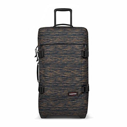 Eastpak - Tranverz M - Bagage à roulettes - Knit Beige - 78L
