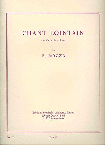 Eugne Bozza: Chant Lointain