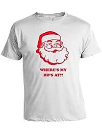Where's My Ho's At? Christmas T-Shirt