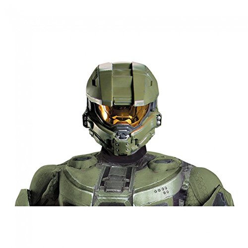 Master Chief Halo Adult Full Helmet (Halo Helm Kostüme)