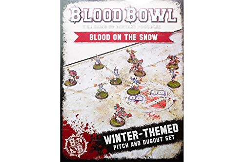 Games Workshop 99220999011 Schüssel Blood On The Snow Spiel