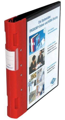Wedo 05815002 - Archivador plástico cierre ergonómico