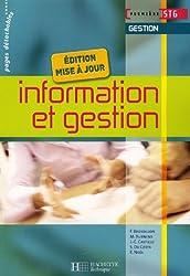 Information et gestion 1ère STG