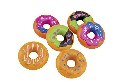 Happy People 45060 – Donut en 6 différentes