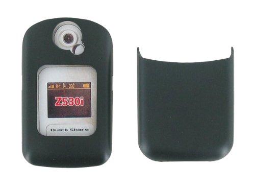 Sony Ericsson Z530i Handy Cover/Faceplate & Akku Tür-Schwarz Sony Faceplate Case
