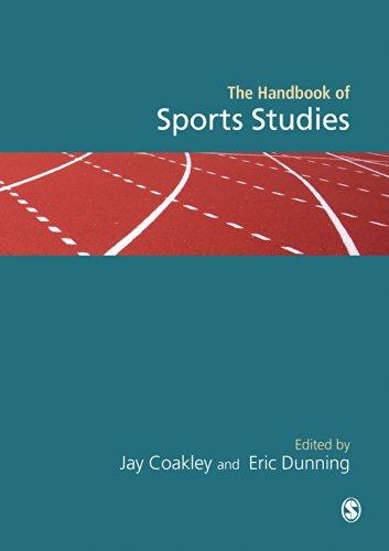 Handbook of Sports Studies por Jay Coakley