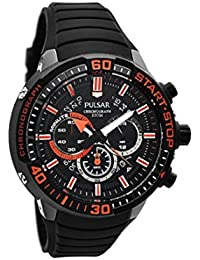 Pulsar Watches Men's X Chronograph Watch With Date Display