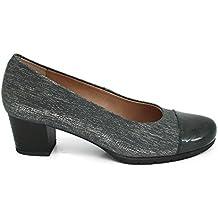 Ancho Zapatos Amazon es Pitillos Tacon 4CTq5wtq