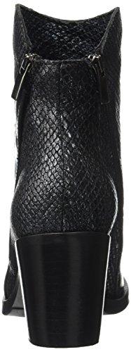 Donna Piu - 9281 Enea, Stivali Donna Nero (Noir (Tequila Nero/Asia Nero))