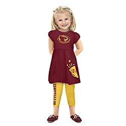 NCAA Iowa State Cyclones Toddler Play Set, 4 Tall, Red