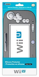 Hori Officially Licensed Silicone Protector (Nintendo Wii U)