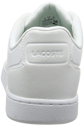 Lacoste Endliner 116 2, Baskets Basses Homme Blanc (Wht)
