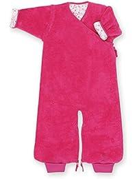 Bemini by Baby Boum Softy Jersey Sleeping Bag (3-9 Months, Lizie 57 Pompon)