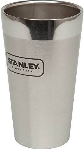 STANLEY Adventure Stacking Vacuum Pint, Stainless Steel, 16 oz