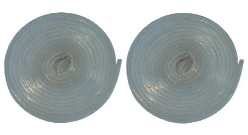 namiba-terra-25020-dichtungsstreifen-aus-silikon-transparent-5-mm-breit-doppelpack-15-mm-dick-selbst