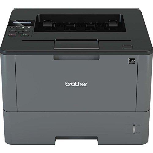 Brother HL-L5000D A4 monochrom Laserdrucker 40 (Drucken, 1.200 x 1.200 dpi, USB, Print AirBag für 200.000 Seiten)