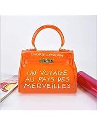 5d5a76061ee6 Amazon.fr   Orange - Sacs bandoulière   Femme   Chaussures et Sacs
