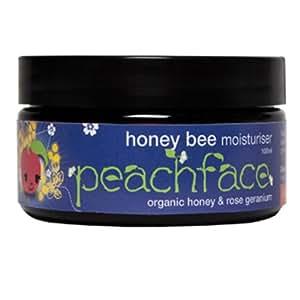 Peachface Tween Honey Bee Moisturiser with Organic Honey and Rose Geranium 100ml