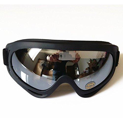 Deylaying anti shock militare tattico cs dirtbike occhialoni moto snowboard skate occhiali da sci per uomini e donne