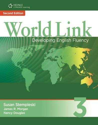 Stempleski, S:  World Link 3: Classroom Audio CDs