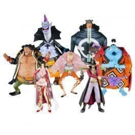 One Piece - Soul Of Hyper Figuration * Don Quichotte de Flamingo Figur