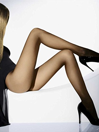 Wolford Individual, Collant Donna, 10 DEN Caramel