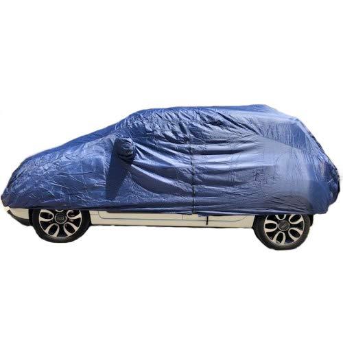 pour Alfa Romeo Giulietta 1.6 JTDM 120 CV Bâche pour Voiture en Nylon imperméable Taille l Coque 482 x 196 x 120 cm Couverture pour Voiture Universel