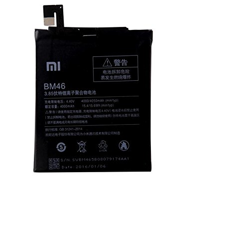 LilyPin Mobile Battery BM46 Redmi Note 3 4050mAh - Battery