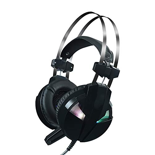 NOCTIC Gaming Headset für PS4, Xbox One,