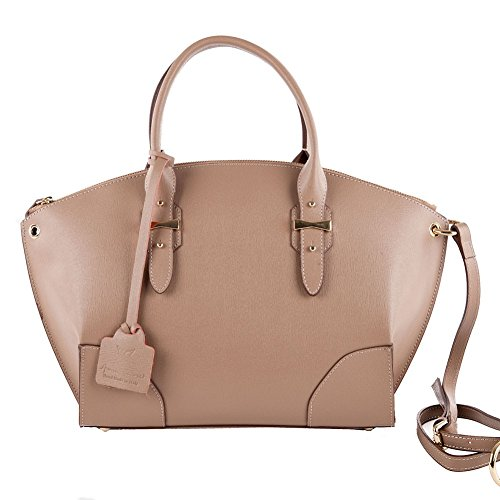 Shoulder-bag-Alyssa-Beige-leather