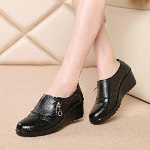 XTIAN - Pantofole Donna Nero