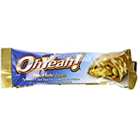 ISS Research Oh Yeah Riegel,Peanut Butter Crunch, 12x 85g