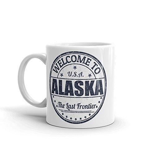 Alaska USA HIGH Qualität Kaffee Tee 284ml # 5220 (Alaska Tee)